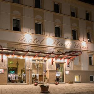 Hotel Pictures: Hotel Stadt Wien, Bad Schallerbach