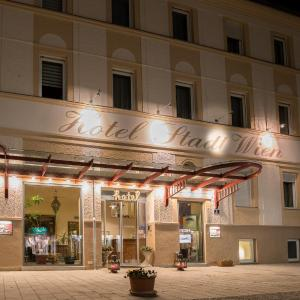 Zdjęcia hotelu: Hotel Stadt Wien, Bad Schallerbach