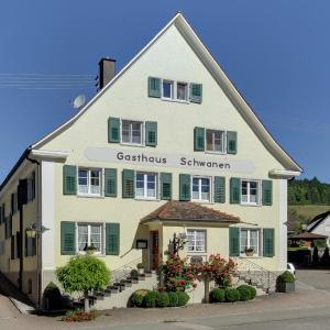 Hotelbilleder: Gasthaus Schwanen, Stühlingen
