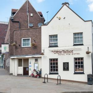 Hotel Pictures: Ye Olde Talbot Hotel, Worcester