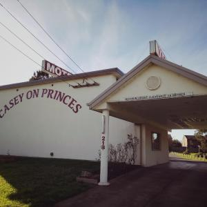 酒店图片: Casey on Princes Motel, Hallam