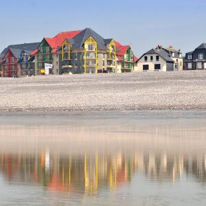 Hotel Pictures: Madame Vacances Les Terrasses De La Plage, Cayeux-sur-Mer