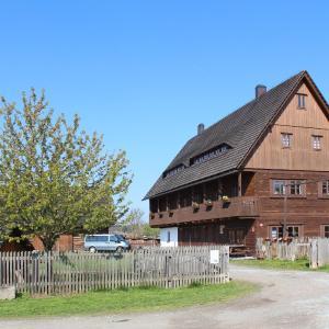 Hotel Pictures: Apartmán ve Skanzenu, Krňovice