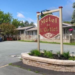 Hotel Pictures: Motel de l'Outlet, Magog-Orford