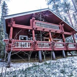 Hotel Pictures: Holiday Home Maanselän etappi / metsonmaja, Kynnäs