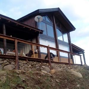 Hotelbilder: Gran Cabaña en Villa Yacanto, Villa Yacanto