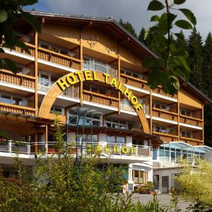 Hotelfoto's: Alpenhotel Talhof, Reutte
