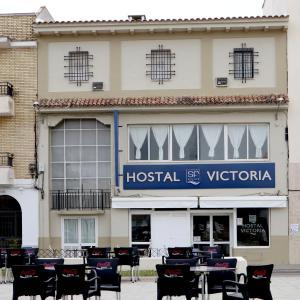 Hotel Pictures: Hostal Victoria, La Carlota