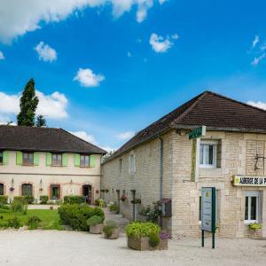 Hotel Pictures: Auberge De La Plaine, La Rothière