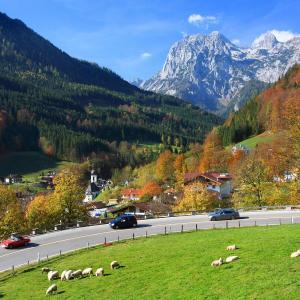 Hotel Pictures: Ferienwohnungen Haus Hirschpoint, Ramsau