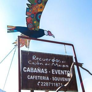 Фотографии отеля: Recuerdos Del Cajon Del Maipo, San José de Maipo