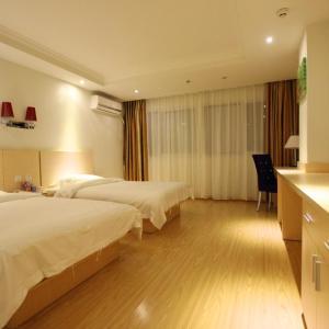 Hotel Pictures: Super 8 Chibi Shenlong, Puqi