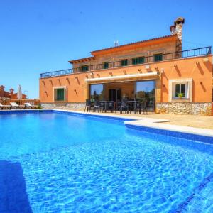 Hotel Pictures: Villa Bellavista, Cala Blava
