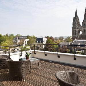 Hotel Pictures: Best Western Plus Hôtel des Francs, Soissons
