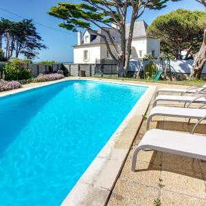 Hotel Pictures: Family House with Swimming Pool, Saint-Pierre-Quiberon