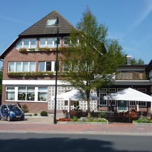 Hotel Pictures: Akzent Hotel Zur Wasserburg, Harpstedt
