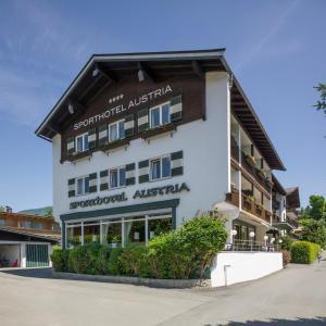 Фотографии отеля: Sporthotel Austria, Санкт-Йоганн