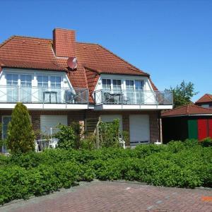 Hotelbilleder: Nordseeperle-Hooksiel, Wangerland-Schillig