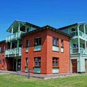 Hotelbilleder: Appartement mit Balkon und Seeblick, Neuensien