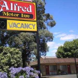 Fotografie hotelů: Alfred Motor Inn, Ballarat