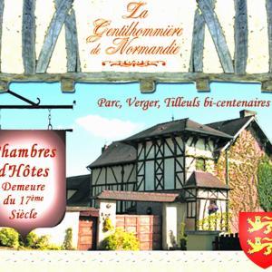 Hotel Pictures: B&B La Gentilhommière de Normandie, Sainte-Barbe-sur-Gaillon