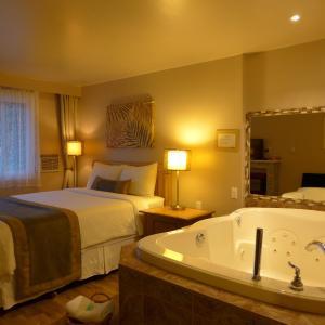 Hotel Pictures: Motel de la Rivière, Piedmont