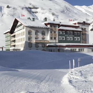 Hotelbilder: Hotel Edelweiss, Zürs am Arlberg