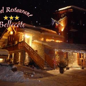Hotel Pictures: Hôtel Restaurant Bellecôte, Montchavin