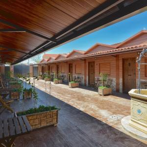 Hotel Pictures: Alojamiento Hotel Rural Lalola, Villacañas