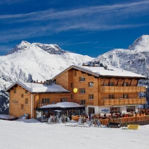 Hotellikuvia: Hotel Burgwald, Lech am Arlberg