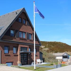 Hotelbilleder: Ferienhaus-Jani-Wohnung-Stranddistel, Hörnum