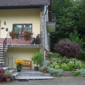 Hotelbilleder: Ferienwohnung-Nickels-in-der-Eifel, Daleiden