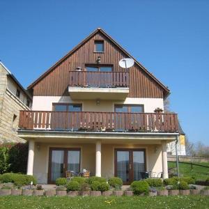 Hotel Pictures: Ferienwohnung-BergIdylle-bei-Hotel-BERGHOF, Lichtenhain