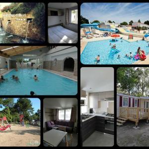 Hotel Pictures: Casita Camping Le Bois Dormant, Saint-Jean-de-Monts
