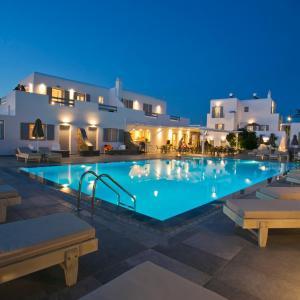 Hotel Pictures: Anna-Maria Mykonos Hotel, Glastros