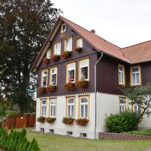Hotel Pictures: Hotelpension am Kurpark, Blankenburg