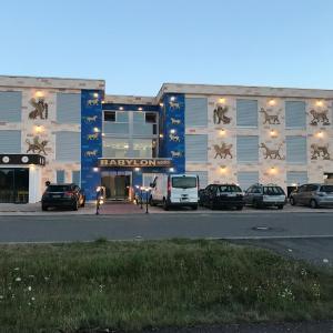 Hotel Pictures: Hotel Babylon am Europapark, Ringsheim