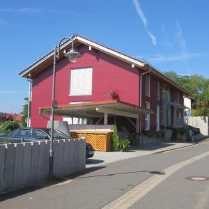 Hotelbilleder: Pension Eichelmann, Volkach