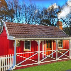 Foto Hotel: Platypus Playground Riverside Cottage, Westerway