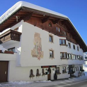 Hotel Pictures: Ferienhaus Olympia, Lermoos
