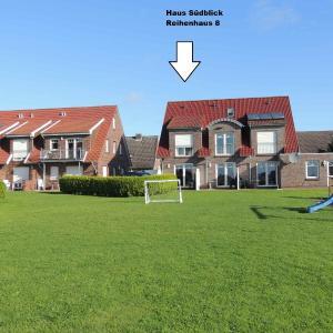 Hotelbilleder: Haus-Suedblick-Wohnung-8, Werdum