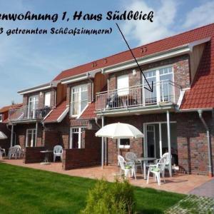 Hotelbilleder: Haus-Suedblick-Wohnung-1, Werdum