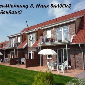 Hotelbilleder: Haus-Suedblick-Wohnung-3, Werdum