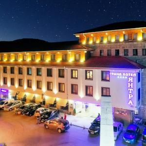 Fotografie hotelů: Yantra Grand Hotel, Veliko Tŭrnovo