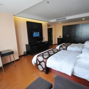 Hotel Pictures: Super 8 Longyan Motor Station Baotai, Longyan