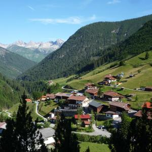 Hotel Pictures: Gasthaus Alpenrose, Gramais