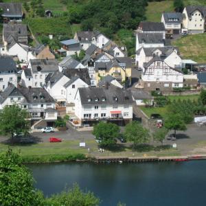 Hotelbilleder: Haus Waldeck, Zell an der Mosel