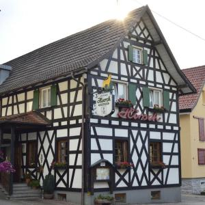 Hotel Pictures: Gasthaus Hirsch, Kappelrodeck