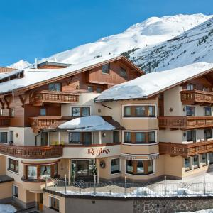 Fotos do Hotel: Hotel Regina, Obergurgl