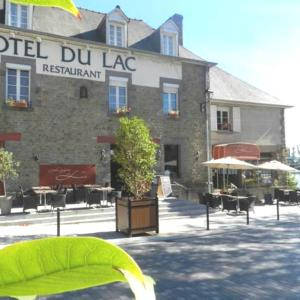 Hotel Pictures: Hôtel Restaurant du Lac, Combourg